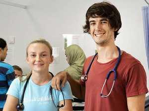 Uni intake at Ipswich campus up in tough job market