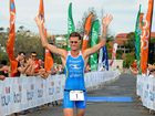 The snap decision by Olympian Brad Kahlefeldt to enter the BCU Coffs Tri paid off handsomely.