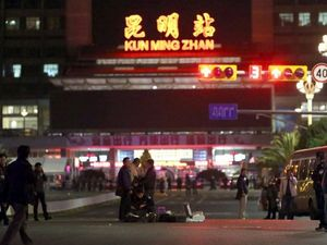 Terror attack in china leaves 28 dead and 113 injured