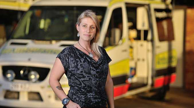 Rebekah Ljubijankic overcame family tragedy to find her true calling as a paramedic.