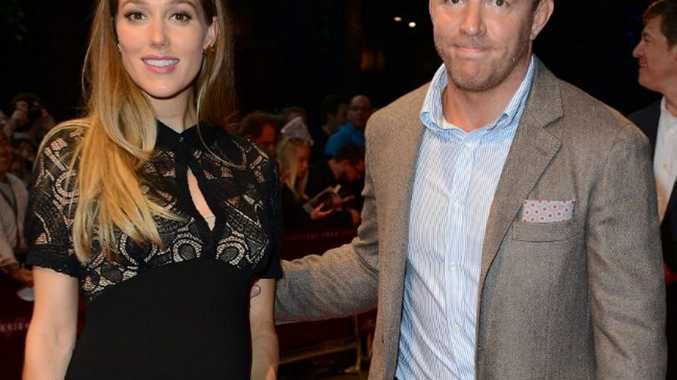 GUY Ritchie and his fiancée Jacqui Ainsley