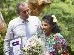 Aunty Muriel an inspirational woman