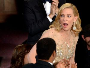 Cate Blanchett takes home gold in anticipated Oscars win