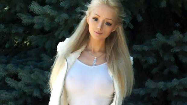 Valeria Lukyanova claimed she is converting to Breatharianism in her bid to resemble a real-life doll