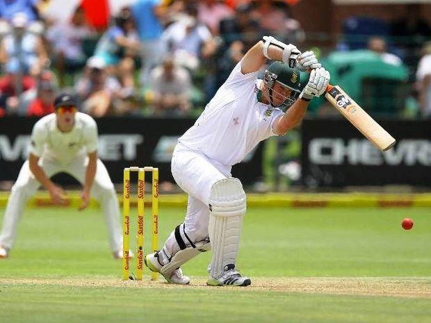 South African captain Graeme Smith.