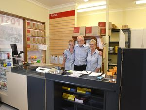 Relief in Montville as its post office reopens