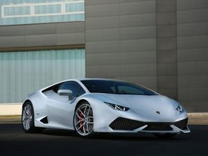 Lamborghini Huracan LP 610-4 is the birth of a new legend