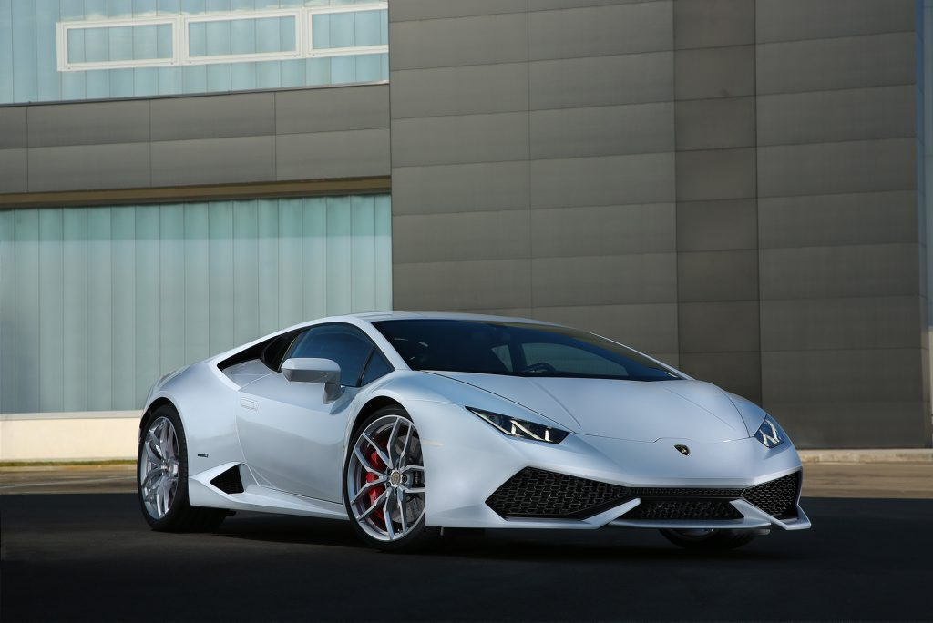 GOOD COMPANY: Lambo Huracan another 200mph+ car on offer to supercar fans in Australia