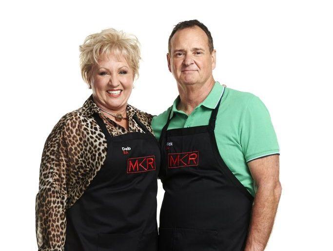 Deb and Rick Payne.