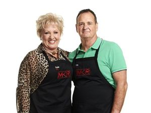 Goodbye 'naughty nana': Deb and Rick eliminated from MKR