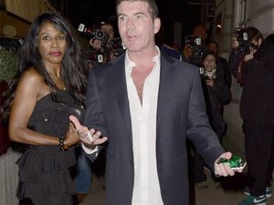 Sinitta says it's over with Simon Cowell now he is a dad