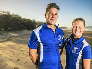Three Tannum surf life savers to compete at state titles