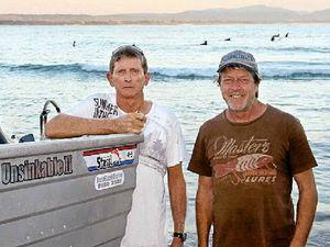 Club booms on love of sea despite marine park restrictions