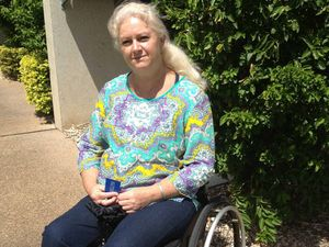 Wheelchair user wants to be 'crash dummy' for CBD plan
