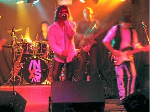 Relive the INXS era at Quoin Island Retreat event