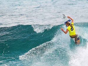 Successive losses put Stoyle out of Roxy Pro