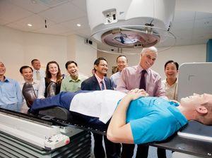 Foreign medics join cancer batttle