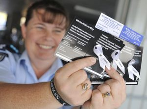 Join in the ride against abuse with White Ribbon Gladstone