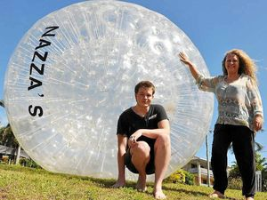 Big Balls are ready for rolling on the Capricorn Coast