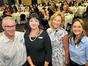 Message of self discovery delivered for women's luncheon