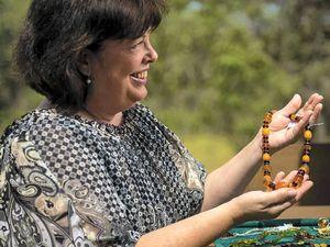Gemstone stories add sparkle to jewellery seminar