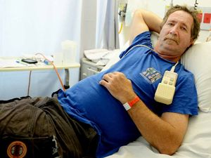 Rod bitten by deadly snake, grabs beer and hopes for best