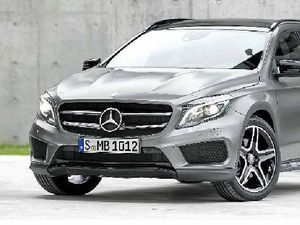 Mercedes-Benz GLA road test: Luxury's new hot property