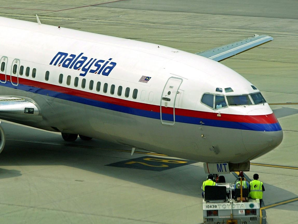 Malaysia Airlines is now technically bankrupt.