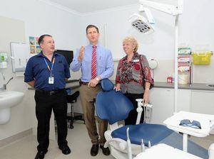 Hospital's new surgeries help fill dental health gap