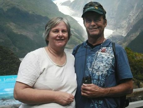 LOCAL TRAGEDY: Catherine and Robert Lawton, from Springfield Lakes.