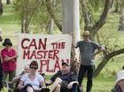 Garnet Lehmann protesters keep council pressure up