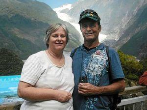 Mirani pair prays for relatives on missing flight