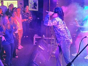Good times roll as tribute band rocks Quoin Island