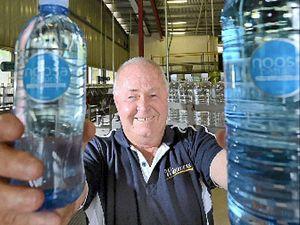 Noosa name a bottler water idea
