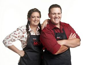 Mr and Mrs Cheese sent packing in MKR elimination