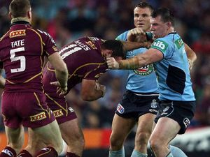 Gallen hates losing especially to the Maroons
