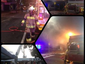 Caloundra menswear store destroyed by morning fire