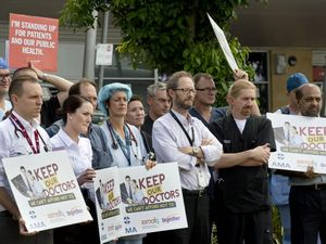 Time for mass resignations says Doctors' Union