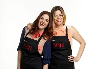 MKR's Greek girls up for elimination after Italian food fail