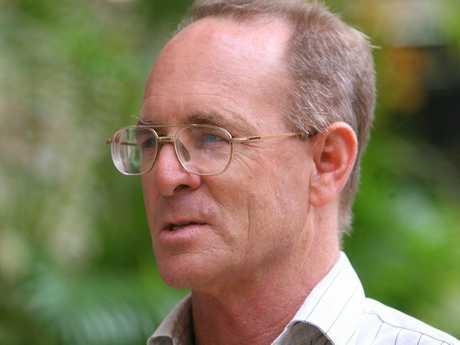 Professor John Rolfe from CQ University. Photo: Chris Ison / The Morning Bulletin