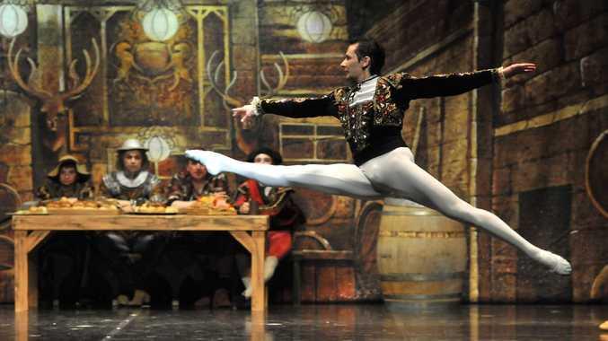 The Imperial Russian Ballet Company's Don Quixote.