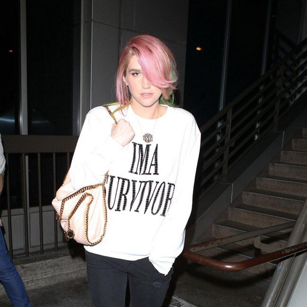 Kesha is leaving Tennessee.