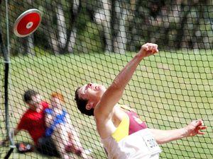 Champion athlete eyes more glory