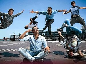 Justice Crew pumped to hip-hop their way to Gladstone
