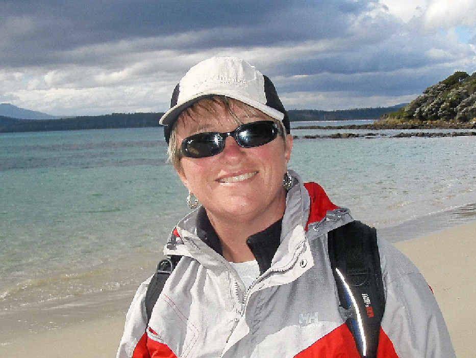 THOUGHT-LEADING SPEAKER: Professor Kerry Reid-Searl.