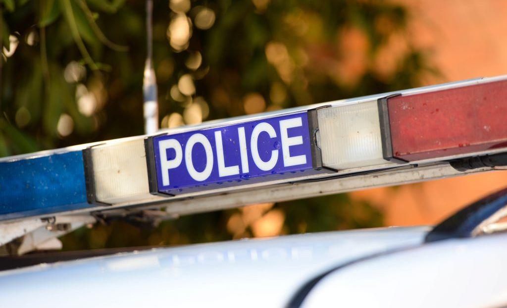 Police investigate suspicious fire at Bonville.