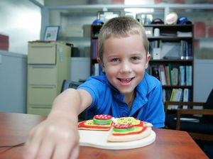 Hearing gets a tune-up over the net for six-year-old Michael