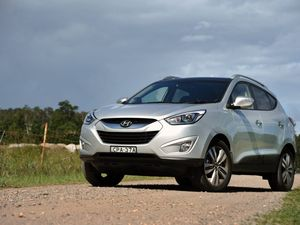 2014 Hyundai ix35 Series II CRDi long term road test