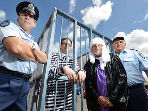 'Get out of jail' cash means freedom in charity plan