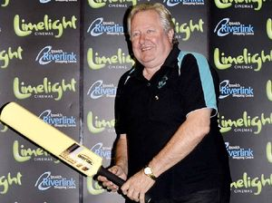 Limelight on Wood's Backyard Ashes